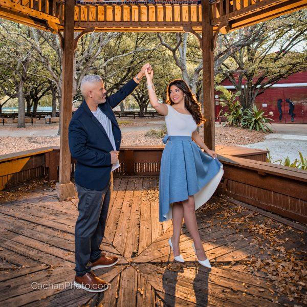 Engagement | Amelia Earhart Park